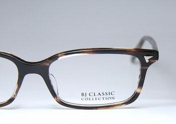 BJ CLASSIC(BJクラシック)の新作フレーム・P-546Nのご紹介です。