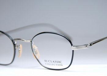BJ CLASSIC(BJ クラシック)の新作フレーム・PREM-119S NTのご紹介です。