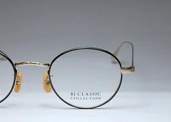 BJ CLASSIC(BJクラシック)の新作フレーム・PREM-116とPREM118のご紹介です。