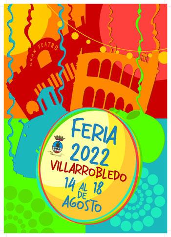 Fiestas en Villarrobledo Feria 2016