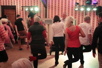 Line Dance Workshop