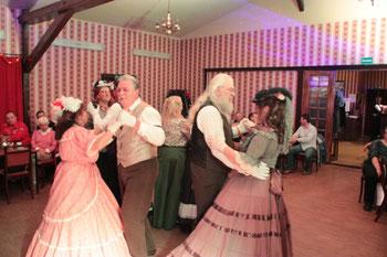 Western Dance history