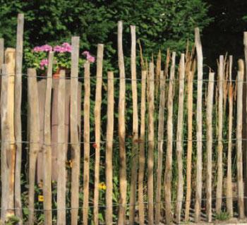 Staketenzaun Dolomiten von Woodline erhältlich bei WOHNGUT