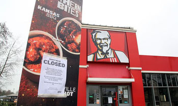 Delivery crisis cost KFC US$2 million a day