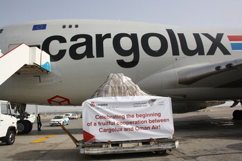 Cargolux and Oman Air Cargo are targeting a win-win situation / source: hs