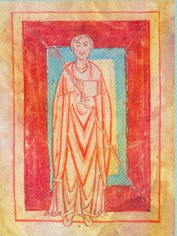 Wilhelm von Hirsau, Reichenbacher Codex, Landesbibliothek Stuttgart