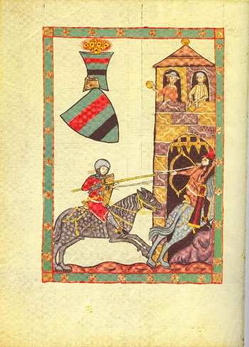 Quelle: Codex Manesse
