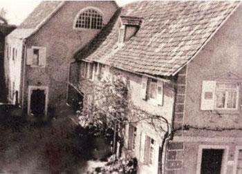 Die Synagoge zu Malsch