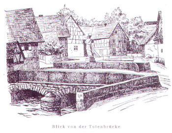 aus Lore Ernsts Buch: Die Geschichte des Dorfes Malsch