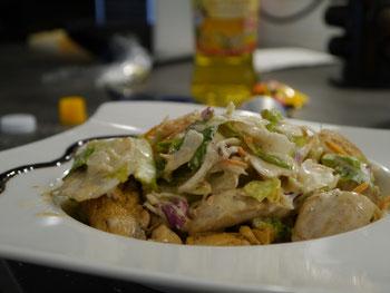 Bild: Caesrs Salad