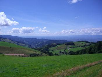 Ansicht Schwarzwald Ausflugsziele