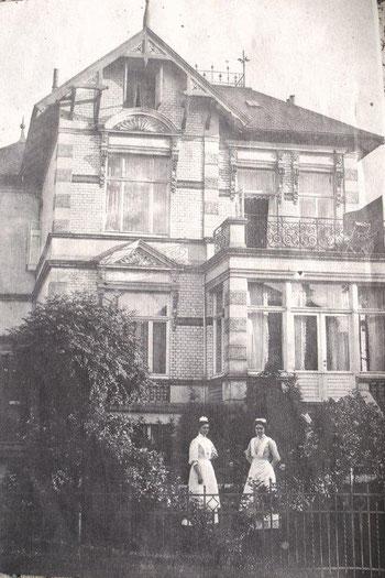 Unbekanntes Haus in Flottbek