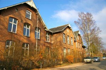 Ehemalige Schule Röbbek Das ehemalige Schulgebäude