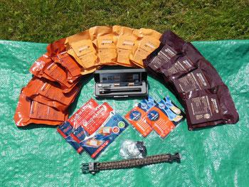 outdoor survival shop Vorteilspakete Paket selbstversorger prepper bushcraft