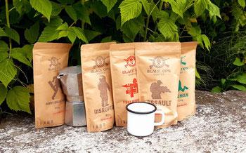 Outdoor Survival Outdoor Survival Black Ops Coffee Kaffee Prepper Selbstversorger Bushcraft