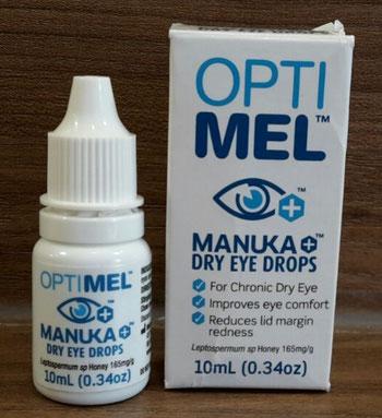 Manuka Augentropfen Test (Trockene Augen, Sicca Syndrom)