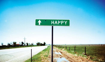 Have you found the road that leads to happiness?