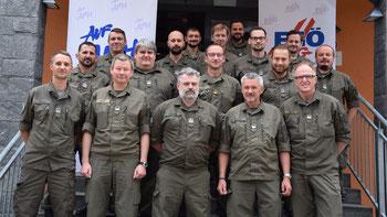 Bundesheer-Personalvertreterschulung der AUF/AFH Kärnten