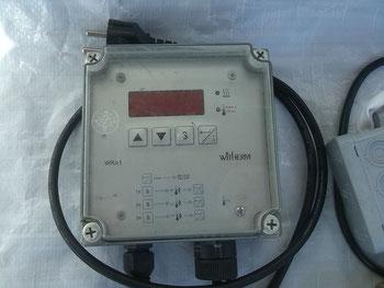 Witherm Mikroprozessorgesteuerte Geräte Regler WRW00110  für die Gerätesteuerung im Labor/Chemie