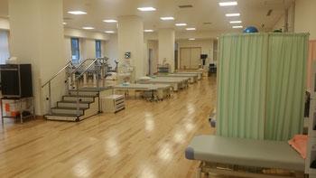 6月に出来たばかりの新しい南魚沼基幹病院