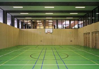 Sporthalle HPS