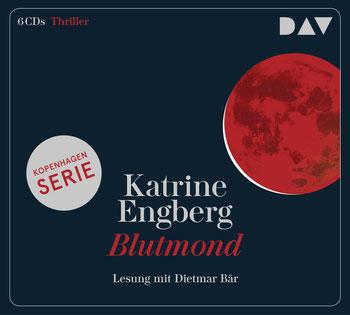 CD-Cover Blutmond - Katrine Engberg