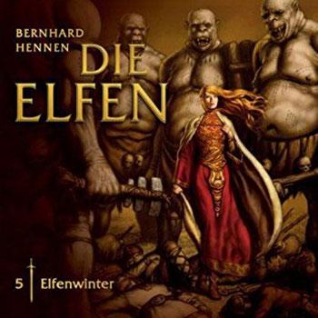 CD-Cover Die Elfen - Elfenwinter