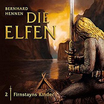 CD-Cover Die Elfen - Firnstayns Kinder