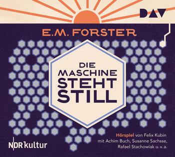 CD-Cover Die Maschine steht still