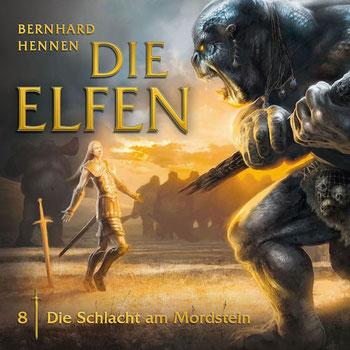CD-Cover Die Elfen - Die Schlacht am Mondstein