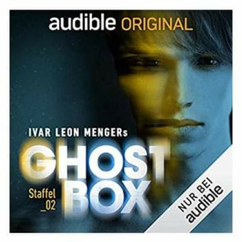 CD-Cover Ghostbox Staffel 2