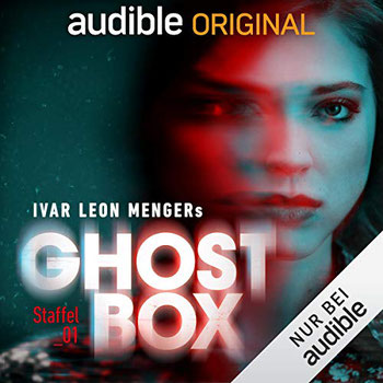CD-Cover Ghostbox