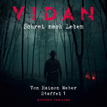 CD-Cover VIDAN - Staffel 1