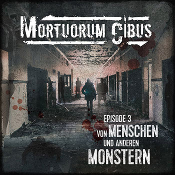 Cover Mortuorum Cibus Episode 2