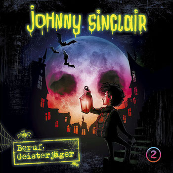 CD-Cover Johnny Sinclair Folge 2