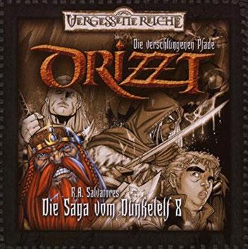 CD-Cover Drizzt - 8 – Die verschlungenen Pfade (Hörspiel)