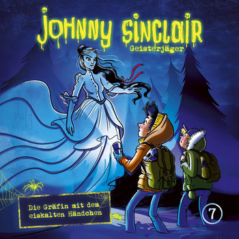 CD-Cover Johnny Sinclair Folge 7
