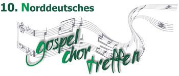 10. Norddeutsches Gospelchortreffen vom 7. - 9. September 2018 in Uelzen