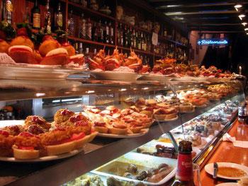 Bar de Tapes Cañota - тапас в Барселоне