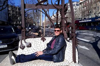 Пасео де Грасиа - самый роскошный проспект Барселоны
