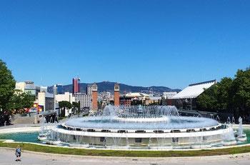 Отели Барселоны 4* звезды в районе Сантс-Монжуик