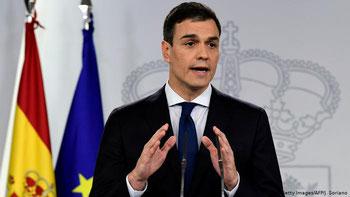 Педро Санчс призывает пускать в Европу вакцинированных спутником V
