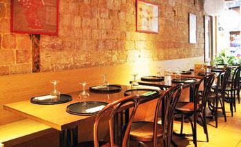 Rakumi - японская кухня в Барселоне