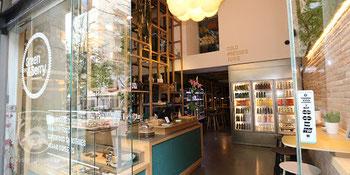Рестораны здорового питания в Барселоне