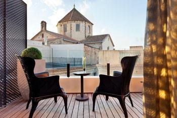 Отели Барселоны в районе Раваль - 4* звезды