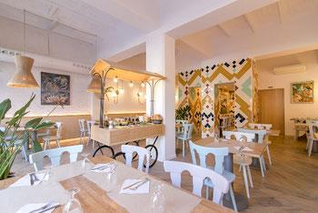 Вегетарианские рестораны Барселоны