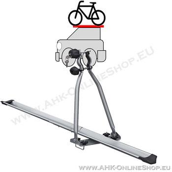 Fahrradträger für Dachmontage