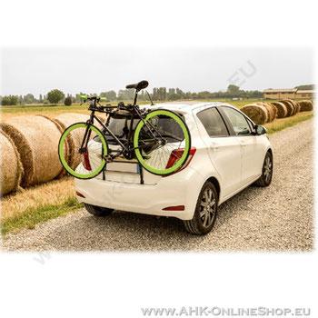 Fahrradträger für PKW ohne AHK
