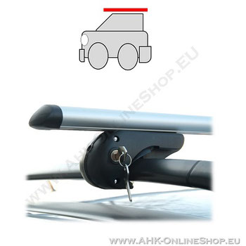 Dachträger, Dachgepäckträger - Peugeot 206 SW - online kaufen