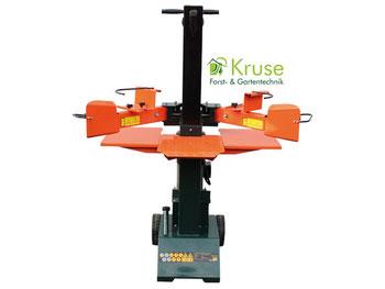 Holzspalter HSE 8/550 D von Kruse Gartentechnik aus Petershagen.